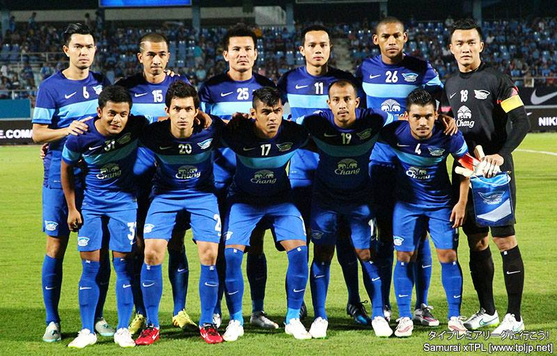 Chonburi FC set 2015