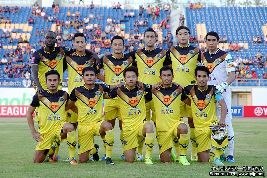 Angthong FC set 2015