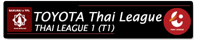 TOYOTA Thai League T1 2017