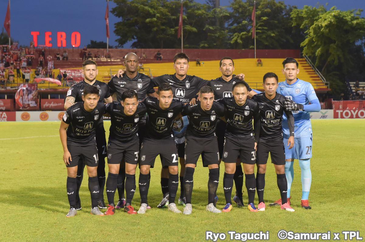 Ratchaburi FC 2017