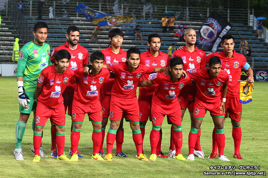 Chiangmai FC set 2015